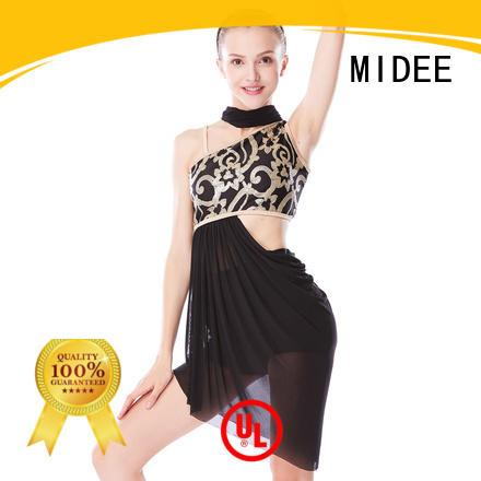 MIDEE customization lyrical dress custom competition