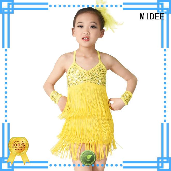 MIDEE comfortable ballet dance costumes bulk production dancer