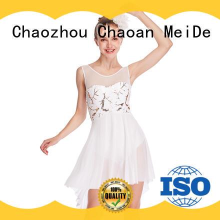 MIDEE OEM lyrical dance costumes dance stage