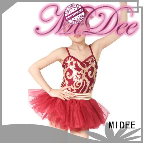 MIDEE waistband ballet tutu bulk production competition