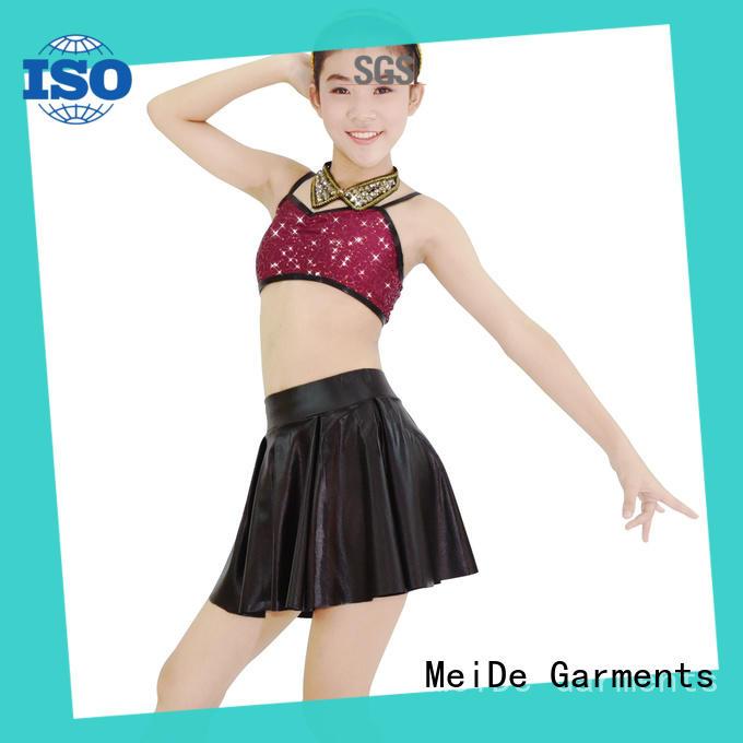 professional dress girls jazz costumes midee customization dancer