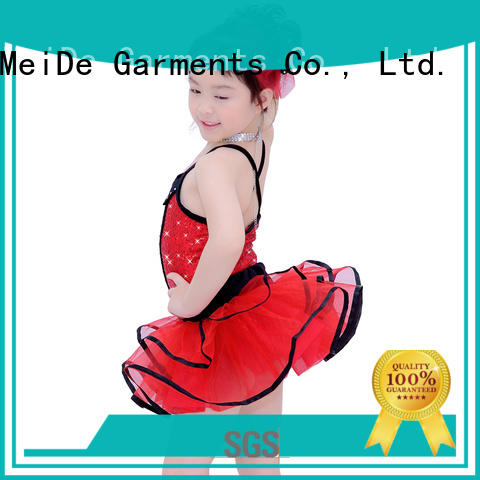 comfortable ballet skirt wide odm show