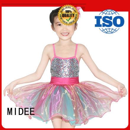 wide kids ballet clothes dress dancer MIDEE