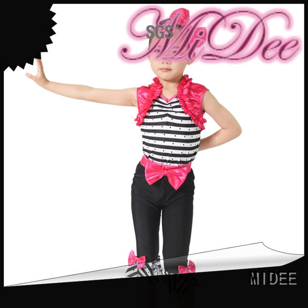 MIDEE contemporary jazz costumes for wholesale dancer