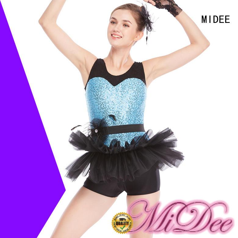 MIDEE durable dance costume get quote school