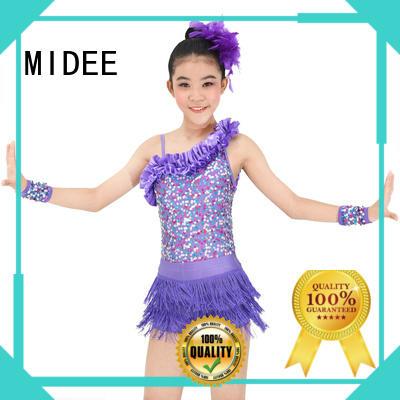 professional dress jazz dance costumes sequins for wholesale show