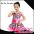 highlow girls ballet outfit sleeves Stage MIDEE