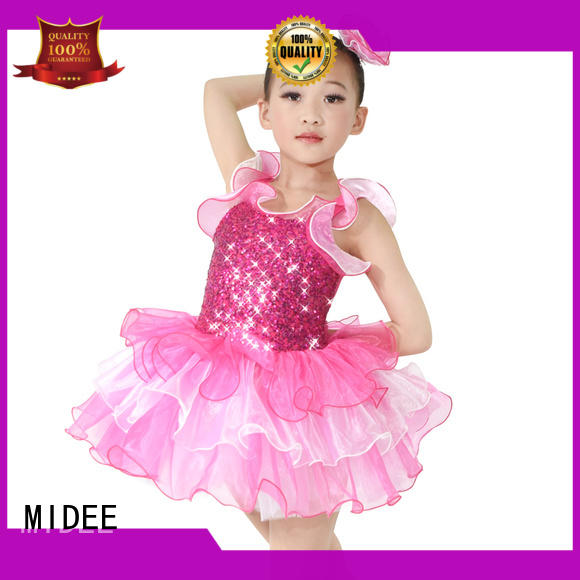 MIDEE anti-wear ballet costumes odm dancer