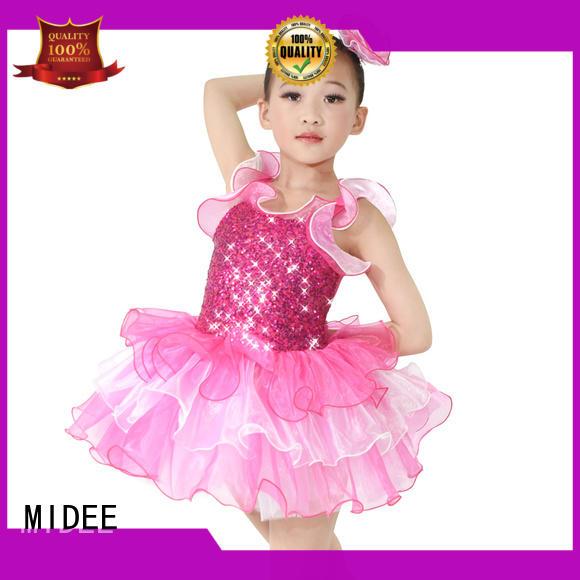 MIDEE anti-wear ballet costumes odm dancer