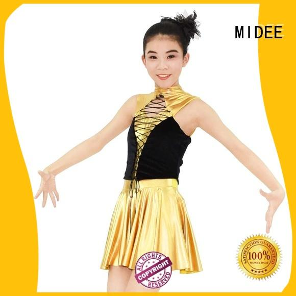 MIDEE professional dress jazz dance dress for wholesale Stage