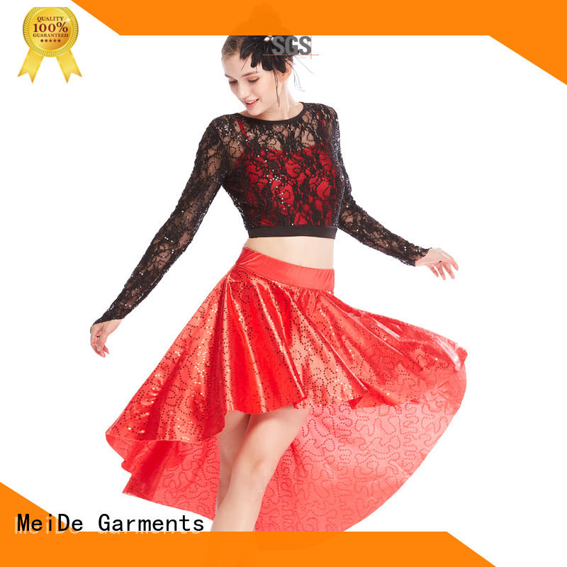 latin dance costumes neck customization dance school