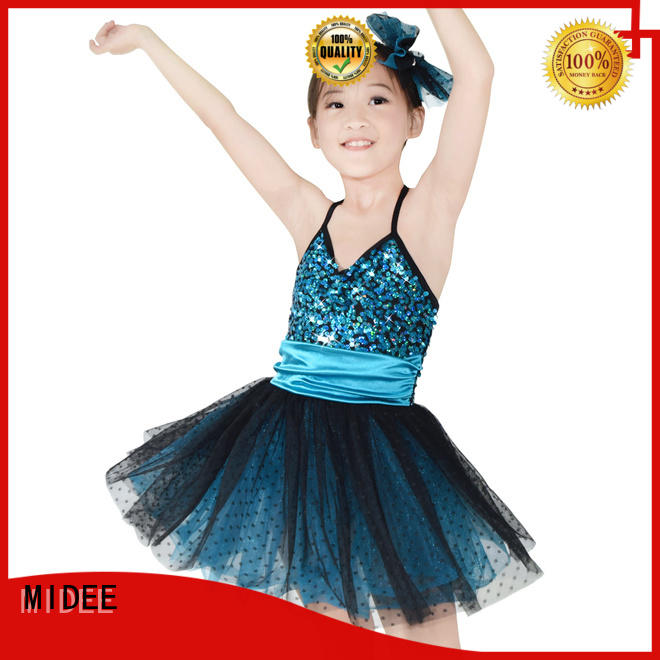 ballet child ballet outfit odm performance MIDEE