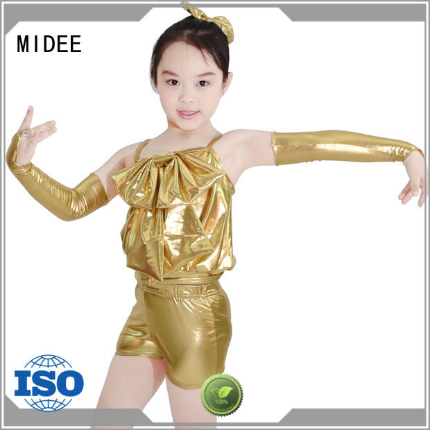 professional dress jazz outfits ladies contrasting customization dancer