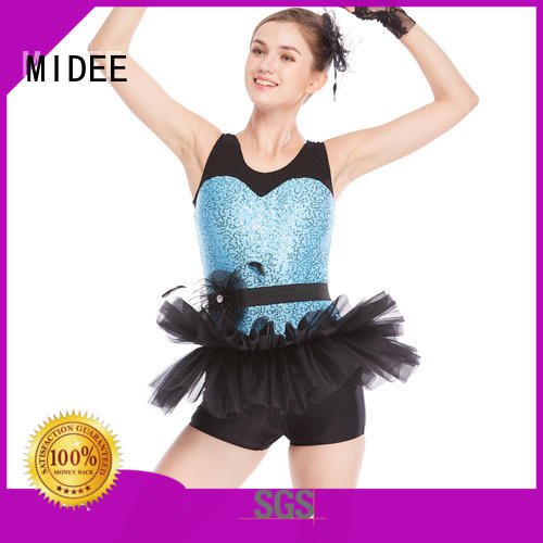 MIDEE comfortable ballet clothes odm show