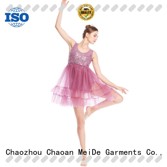MIDEE flourish lyrical dance costumes for competition custom stage