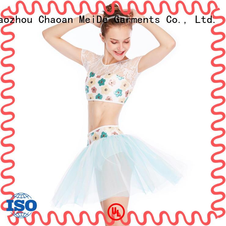 MIDEE anti-wear ballet clothes bulk production performance