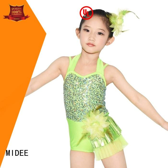 adjustable girls ballet outfit wear bulk production Stage