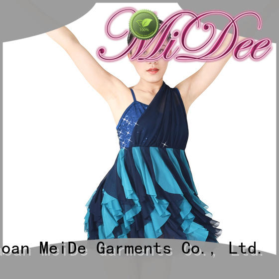 MIDEE wear jazz costumes for kids manufacturer Stage