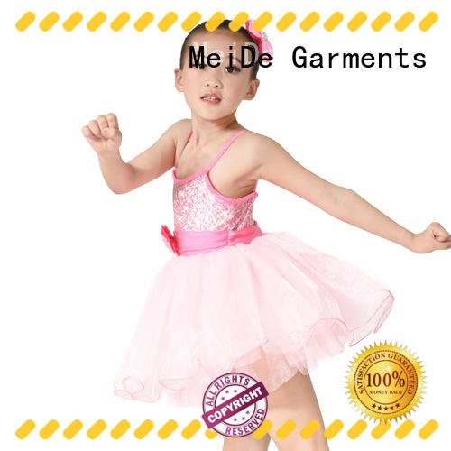 comfortable ballet clothes for adults waistband factory price dancer