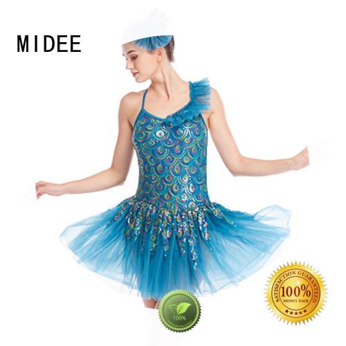 MIDEE adjustable ballet costumes odm Stage