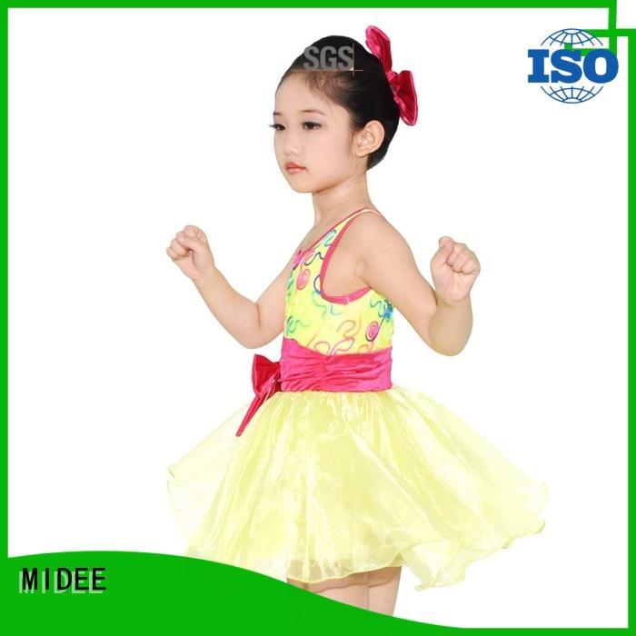 MIDEE one toddler ballet leotards odm Stage