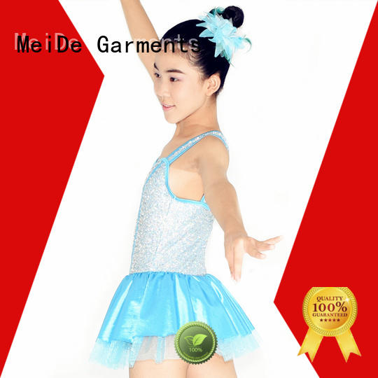 MIDEE anti-wear ballet dress toddler odm show
