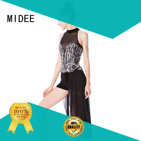 MIDEE jazz dance dress manufacturer dance school