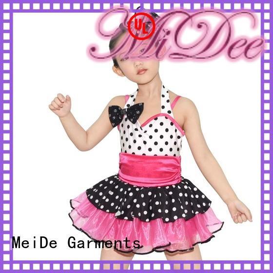 MIDEE comfortable ballet dancewear odm performance