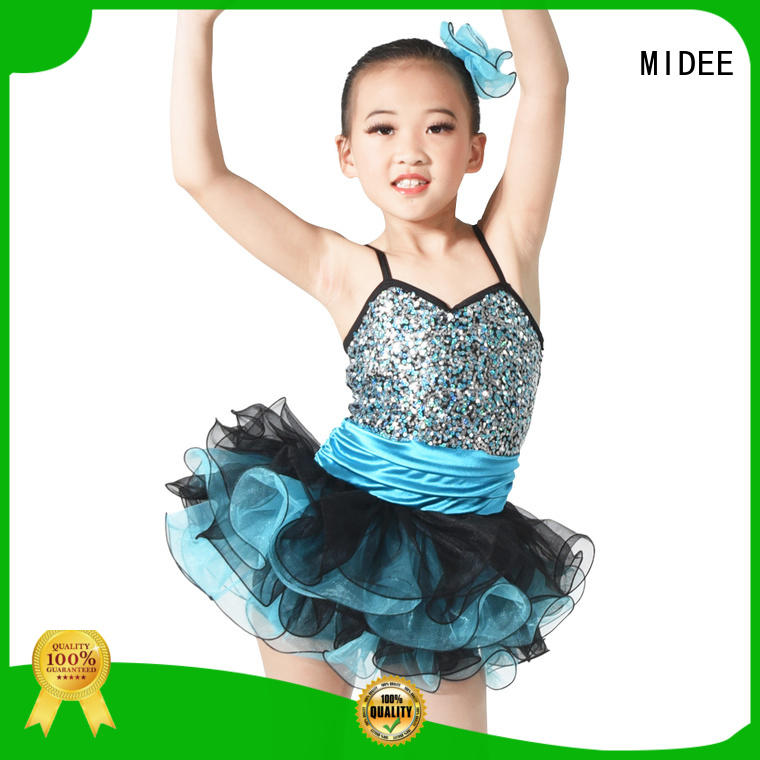 comfortable ballet clothes for adults lace odm Stage