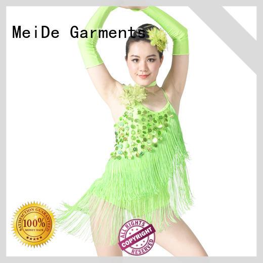 MIDEE dress tap dance costumes customization dance school