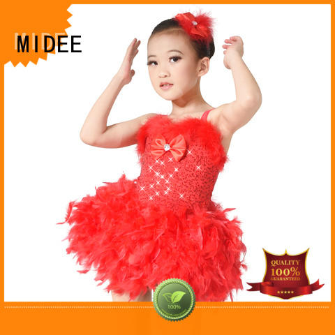 MIDEE one ballet clothes factory price Stage