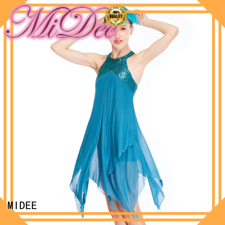 MIDEE camisole lyrical skirt dance clothes stage