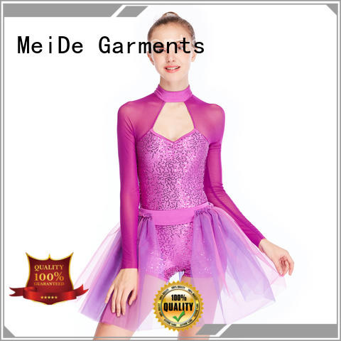 adjustable ballet dresses for girl waistband odm show
