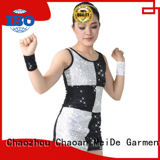 MIDEE dance girls jazz costumes for wholesale show