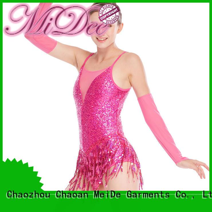MIDEE wear jazz dance costumes manufacturer Stage