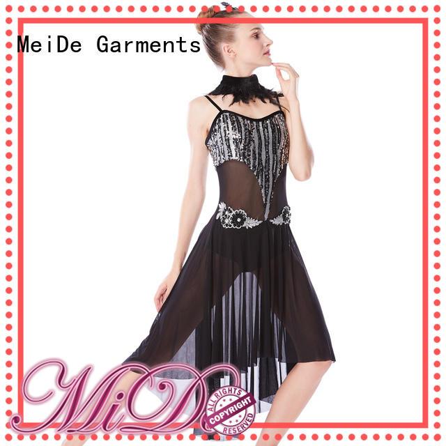 MIDEE OEM lyrical skirt custom stage
