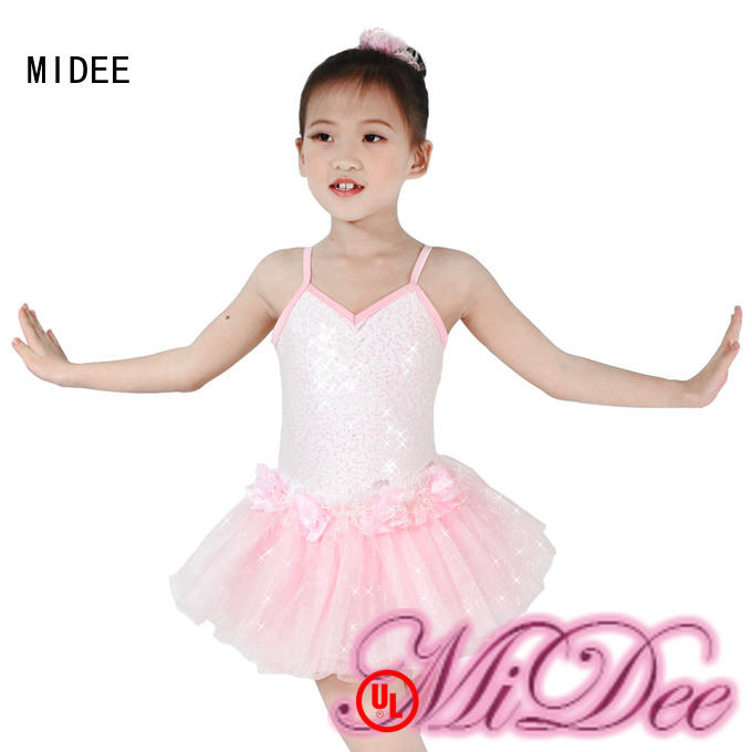comfortable ballet wear for toddlers factory price dance school MIDEE