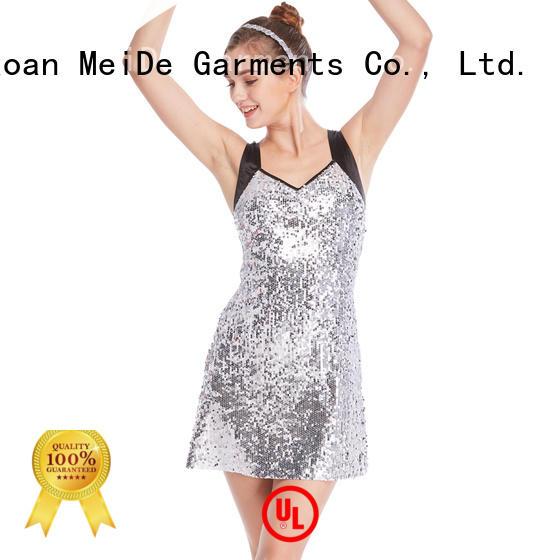 odm jazz dance costumes for women customization Stage MIDEE