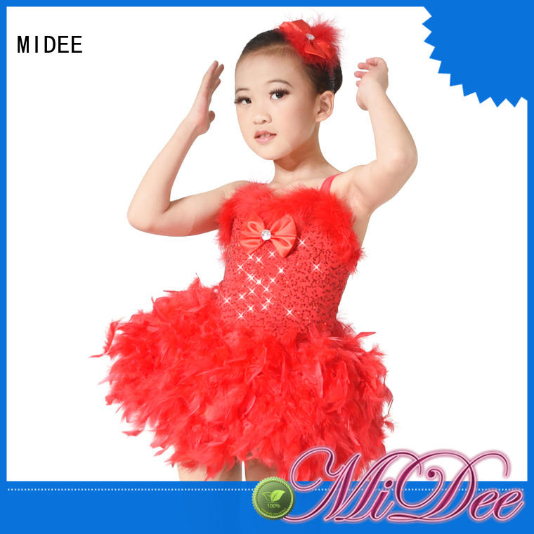 MIDEE ballet kids ballet outfit odm competition