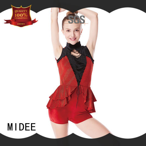 girls jazz costumes top for wholesale Stage