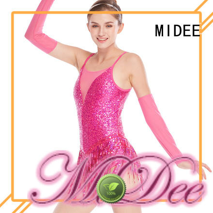 odm jazz dance outfits midee for wholesale performance