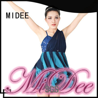 MIDEE professional dress jazz costumes manufacturer show