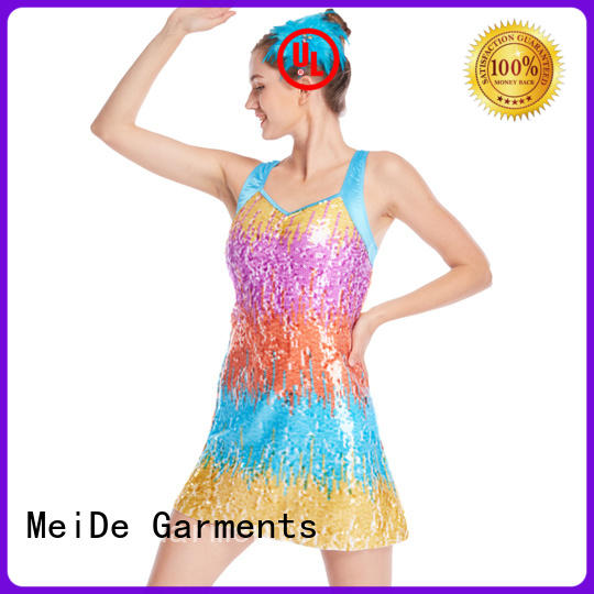 MIDEE cheerful jazz outfits ladies manufacturer dancer