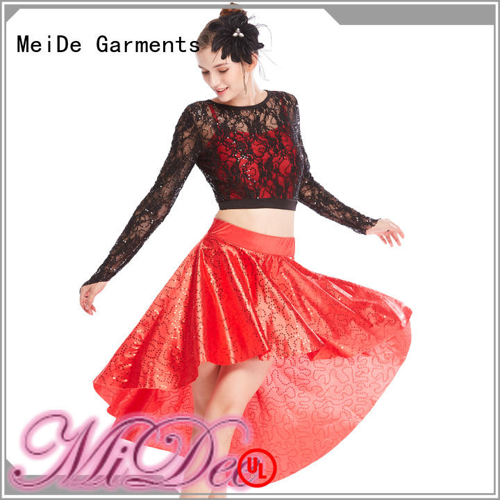 MIDEE odm jazz outfits manufacturer performance
