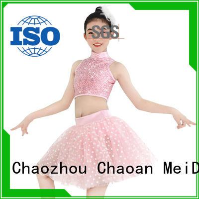 MIDEE dresses ballet skirt odm show