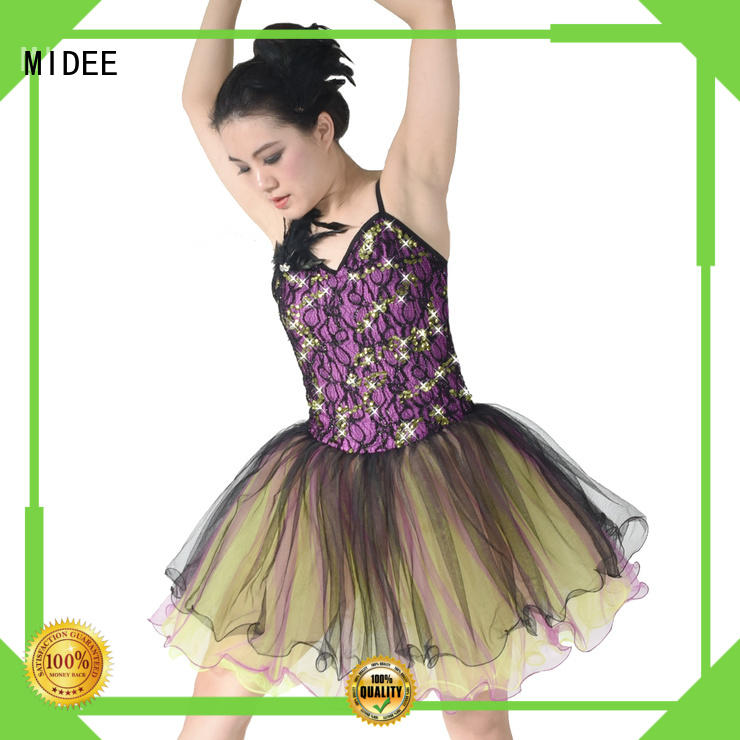 comfortable ballet clothes joints bulk production dancer