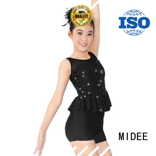 jazz costumes for competition contrasting for wholesale performance