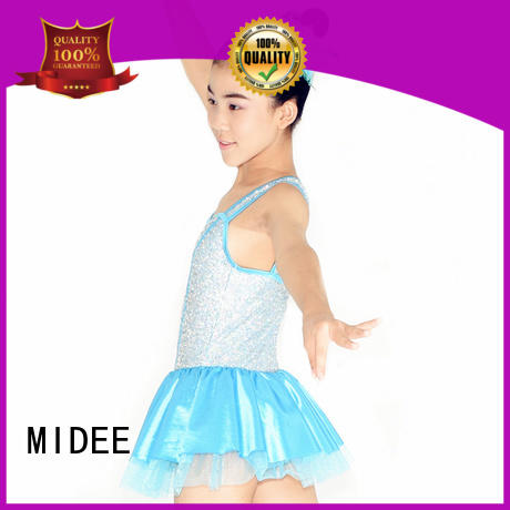 MIDEE anti-wear ballet skirt bulk production show