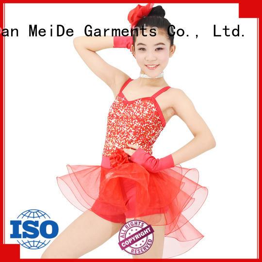 comfortable kids ballet dress waistband bulk production dancer