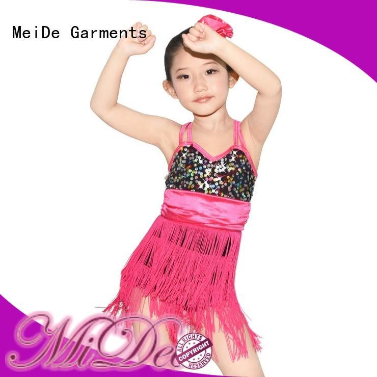 MIDEE durable dance costume buy now events